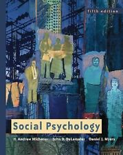 Social Psychology (with InfoTrac)