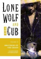 Lone Wolf and Cub Volume 15: Brothers of the Grass-ExLibrary