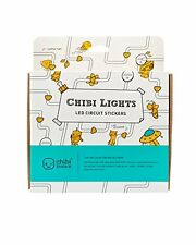 NEW Chibi Lights LED Circuit Stickers Craft by Chibitronics * New In Box