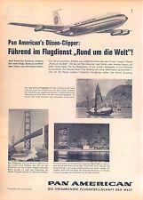 PanAm-Airline-San Francisco-1960-Reklame-Werbung-vintage print ad-Publicidad