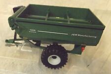 J&M GRAIN STORM GRAIN CART MODEL 1000-20S--1/64 SCALE By ERTL In ORIGINAL BOX