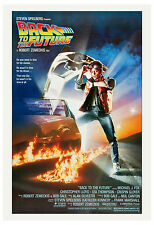 SciFi: * Back to the Future * USA Movie Poster 1985   13x19