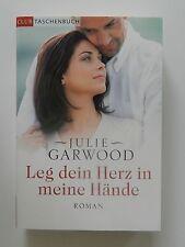 Julie Garwood Leg dein Herz in meine Hände Club Taschenbuch Roman Buch