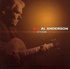 After Hours Al Anderson MUSIC CD