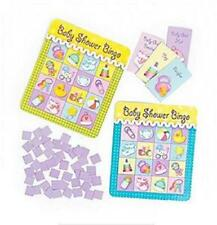 Baby Shower Bingo Game - Up to 8 Players Great Fun Ice Breaker at Party
