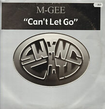 M-GEE - Can't Let Go - Swing City