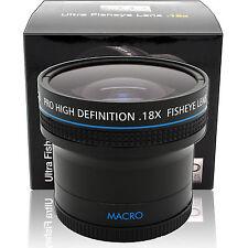 Super Wide Angle Fisheye Macro LENS FOR Canon EOS T3i T6i T5i T4i T5 60D 70D SL1