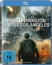 WORLD INVASION: BATTLE LOS ANGELES (Aaron Eckhart, Michelle Rodriguez) Blu-ray