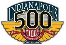 INDY 500 PIN 100TH ANNIVERSARY 2011 INDIANAPOLIS MOTOR SPEEDWAY 2016 IMS
