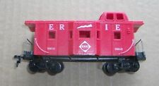 Gilbert American Flyer HO 33618 Bay Window Caboose Erie Bayola