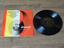 "HARLEM JAZZ 1930 : EX VERY RARE 10"" MICROGROOVE VINYL LP - BRUNSWICK LA 8565"
