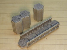 Heroscape Terrain - Forest 5-Hex Bridge and Road Lot - Expand Your Battlefield
