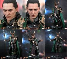 HOT TOYS THE AVENGER LOKI 1/6 FIGURE THOR MMS176