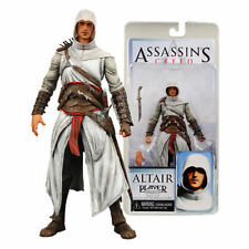 "7"" ASSASSIN'S CREED ALTAIR PLAYER SELECT ACTION FIGURE FIGURINES STATUE TOY"