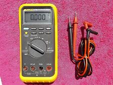 FLUKE 87III *EXCELLENT!* TRUE RMS MULTIMETER!