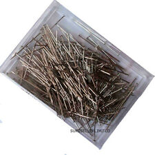 Box 200 Dressmaker Pins Tailor Straight Pins Sewing Craft Hobbies Dress Clothes