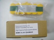 3500mAh certified Battery for iRobot Roomba all 500 600 700 800 900 series