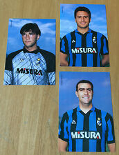 INTER FC  03 MAX CARTOLINE ANNO 1986-1987  MISURE 16,5X24 CM