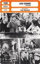 FICHE CINEMA : SON HOMME - Twelvetrees,Holmes,Garnett 1930 Her Man