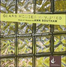 Christina Petrowska Quilico-Glass Houses Revisited CD NEW