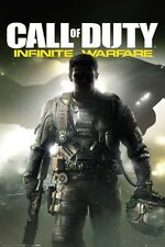 POSTER - CoD INFINITE WARFARE - COVER - 91x61,5cm - NEU/OVP