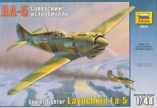 ZVEZDA 4803 1/48 Soviet Fighter Lavochkin La-5