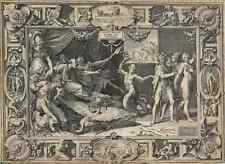 The Calumny Of Apelle 1572 A4 Photo Print