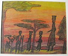 BARGAIN JOSEPH M NGARE KENYA CRAYON DIVISION OF DOMESTIC JOBS C 1980