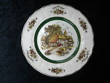 Collectors Plate - Rural Scenes by Grindley of Stoke for Princess House.
