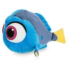 "DISNEY STORE FINDING DORY BABY DORY MINI BEAN BAG PLUSH 8"" BEANS IN BELLY NWT"