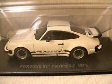 Kyosho Porsche 911 Carrera 2.7 1975 metallic white