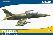 eduard L-39ZO Libyan Air Force 1985  Modell-Bausatz - 1:72 Air Force Academy NEU