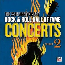 NEW - The 25th Anniversary Rock & Roll Hall Of Fame Concerts Night 2 (2CD)