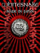 WHITESNAKE MADE IN JAPAN DVD NUOVO SIGILLATO !!