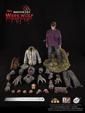 1/6 Scale COO Models The Monster File Were Wolf Action Figure Statue Model