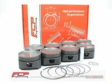 AUDI RS6 4.2 C5 V8 BITURBO CR 8.5:1 FCP SCHMIEDEKOLBEN / FORGED PISTONS 84.50mm