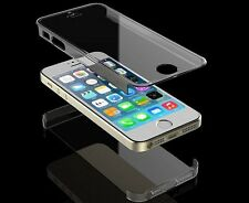 Ultra Thin Transparent Clear Full Body Hard Case Cover For Apple iPhone 5 5S GRU