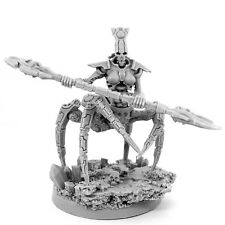 28mm scale BLACK WIDOW NECROCYBORG LORD OF DESTRUCTION