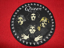 Queen for back Embroidered Big Patch Freddy Mercury Brian May 10 ""