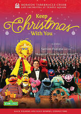Keep Christmas With You, New DVDs