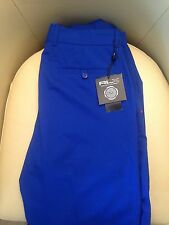 Mens Ralph Lauren RLX SportSmart Chino Golf Trouser Blue Brand New Tags RRP £110