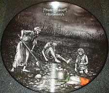 "FROM THE BOGS OF AUGHISKA/DARK AGES-2011 SPLIT 12"" PICTURE DISC-NEW"
