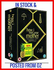How I Met Your Mother Complete Series 1-9 New DVD Boxset  Stock In Perth