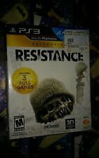 Resistance Collection (Sony PlayStation 3, 2012)