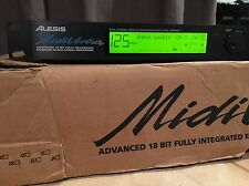Alesis MIDIVERB 4 Effects Unit * Classic Reverb / Delay