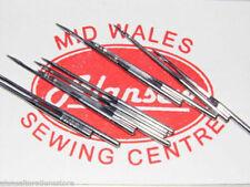 10 X 134-35 140's (22) calibre DPx35LR Schmetz Cuero Agujas de máquina de coser