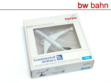 HERPA wings 1:500 505345 Continental Airlines Boeing 787-8 en mode de vol NEUF