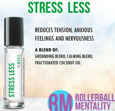 "doTERRA Essential Oil Rollerball Remedy  ""Stress Less"" 10ml"