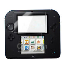 2 Set of Clear LCD Screen Protector Guard Shield Film + Cloth For Nintendo 2DS
