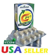 1 Box C24/7 Natura-Ceuticals Food supplement ,by Nature's way USA
